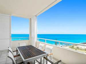 Ocean views of Coolangatta