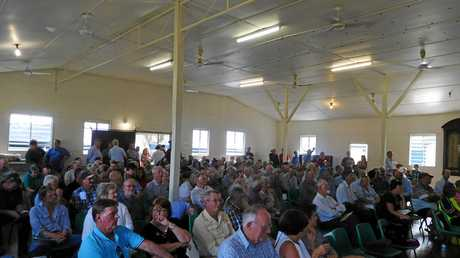 Marlborough public meeting about the proposed Shoalwater Bay Military Expansion