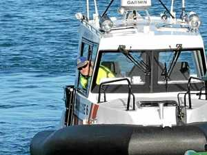 Five search and rescue operations in waters off Mackay