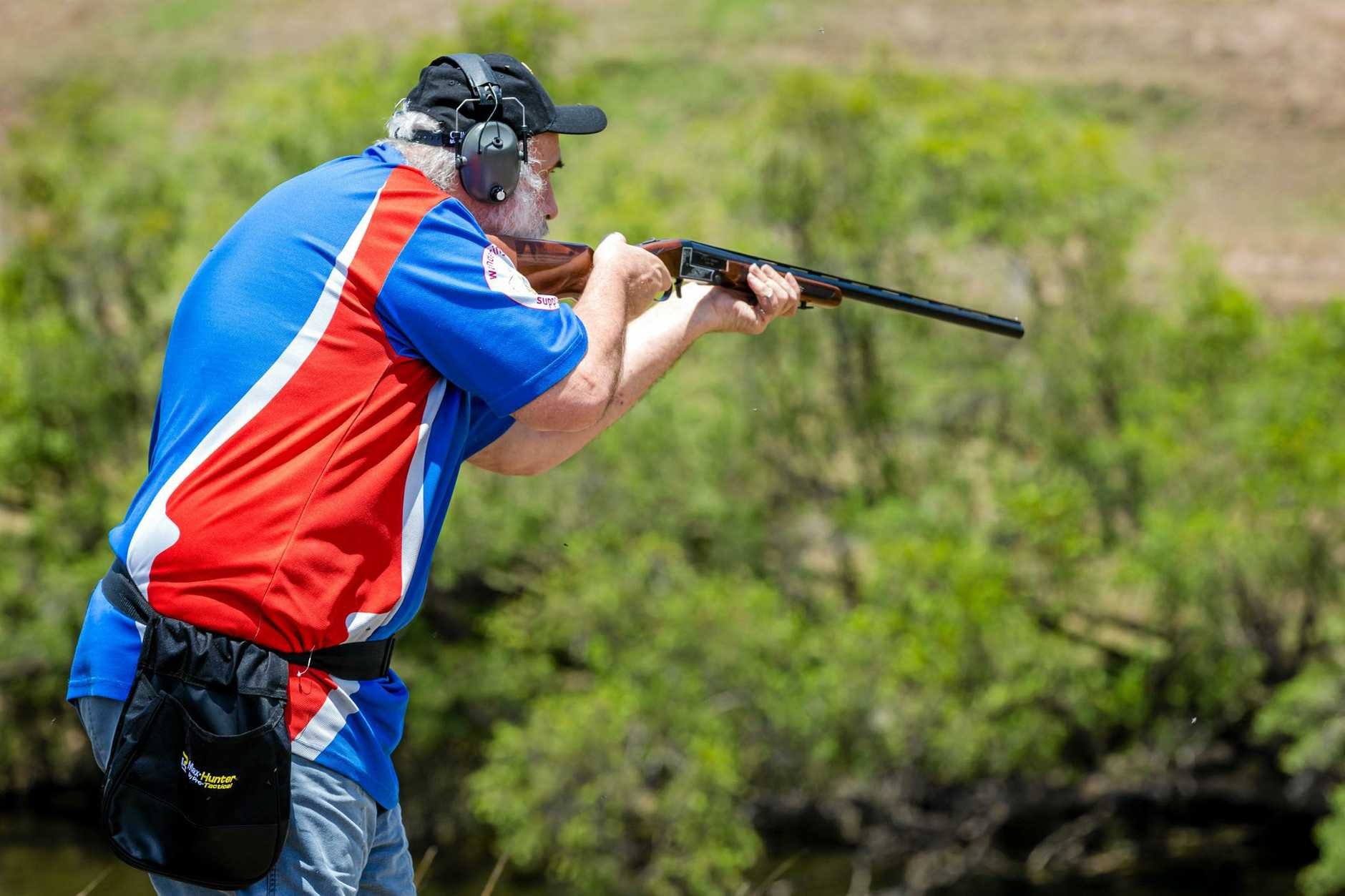 IN THE GUN: The LNP is in the firing line on planned new laws to ban the Adler lever action shotgun, according to Ron Owen.