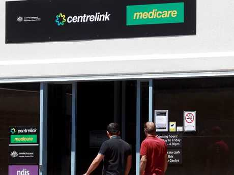 The government says the Centrelink is working as intended.