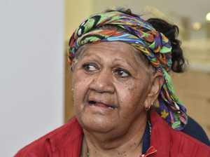 Breast cancer survivor, Rube Nixon