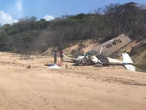 BREAKING: Footage reveals terror before killer plane crash