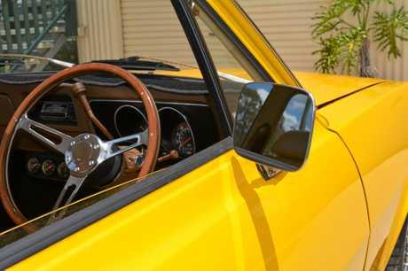 Duncan Lewis' 1974 Holden LG Torana.