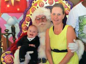 Young mum still in coma after Christmas Day nightmare