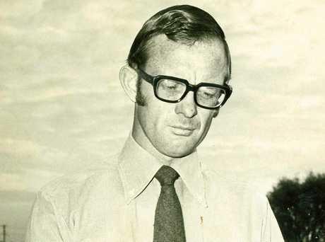 SCHOOL FAVOURITE: Lex Prowd was a popular principal at Mooloolaba State School.