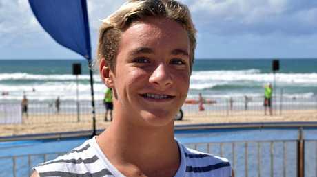 Young Ironman star Josh Jones