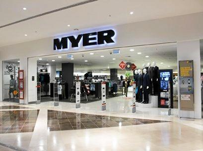 Myer is facing tough times