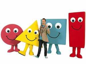 Mister Maker tour will help kids get creative