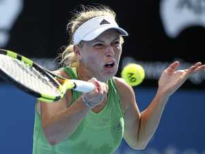 Wozniacki cuts back on gym and feels better for it