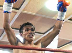 Jack is back to regain IBO title