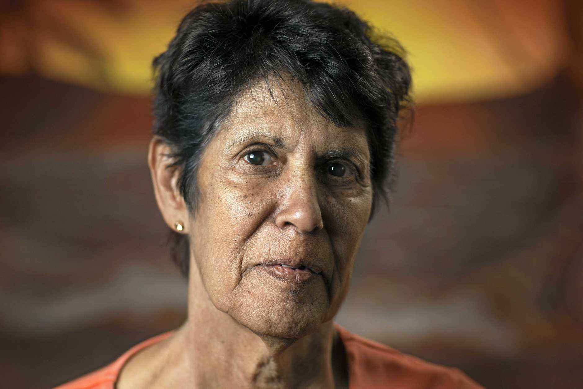 Senior Australian of the Year Award 2017 national finalist, Patricia Buckskin.