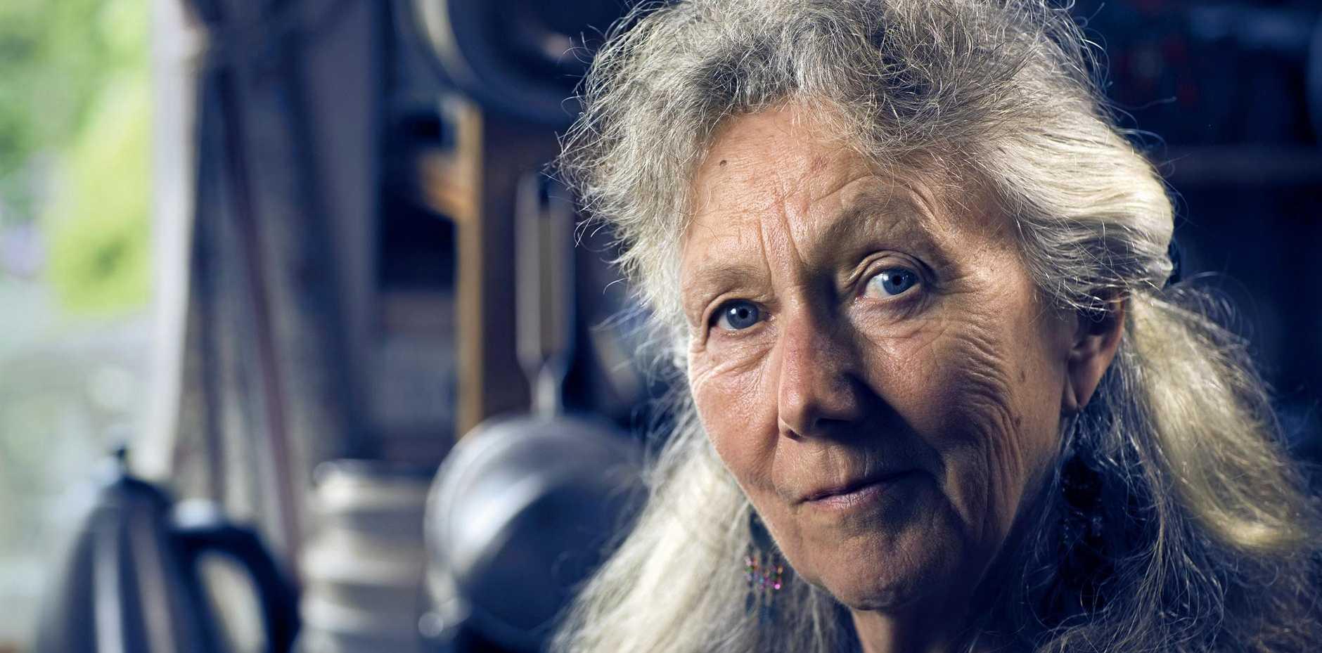 Senior Australian of the Year Award 2017 national finalist, Margaret Steadman.