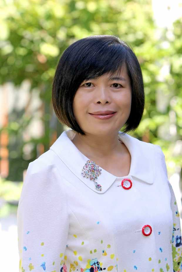 UNDECIDED: Dumped One Nation candidate Shan Ju Lin has not ruled out running in the state seat of Bundamba as an independent.