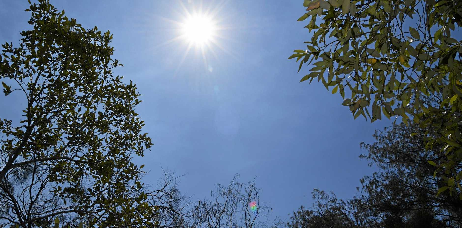 Searing heat inland and on the coast is set to test whole of eastern Australia.