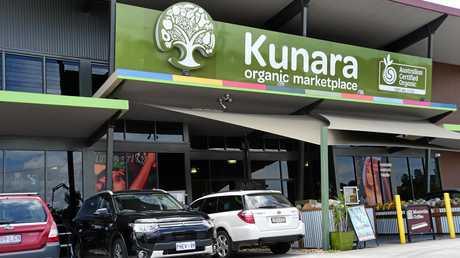Kunara Organic Marketplace in Forest Glen.