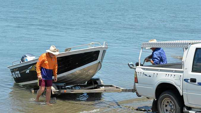 RAMP RAGE: The Ita Buttrose of boating, Andrew Gale, has top tips for keeping fellow boaters happy on and off the water.