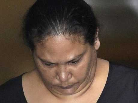 Maria Lena Paymond, 43 who is charged with one count each of manslaughter, misconduct regarding a corpse and concealing the birth of a child.