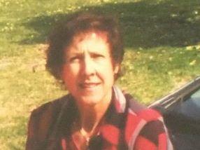 Missing woman Nolene Hodgson.