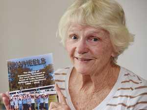 'Wheely' dedicated volunteer keeps residents moving