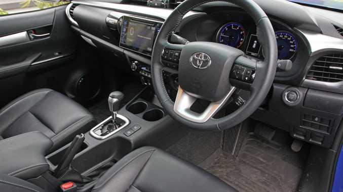 Long term test 2016 Toyota HiLux SR5.