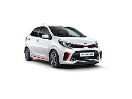 2017 Third generation Kia Picanto