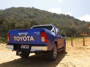 Toyota HiLux Double Cab SR5 long term review final report