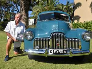Award winning Holden continues to shine for restorer
