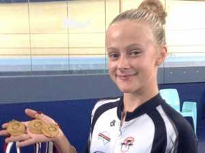 Mackay cyclist breaks Queensland record