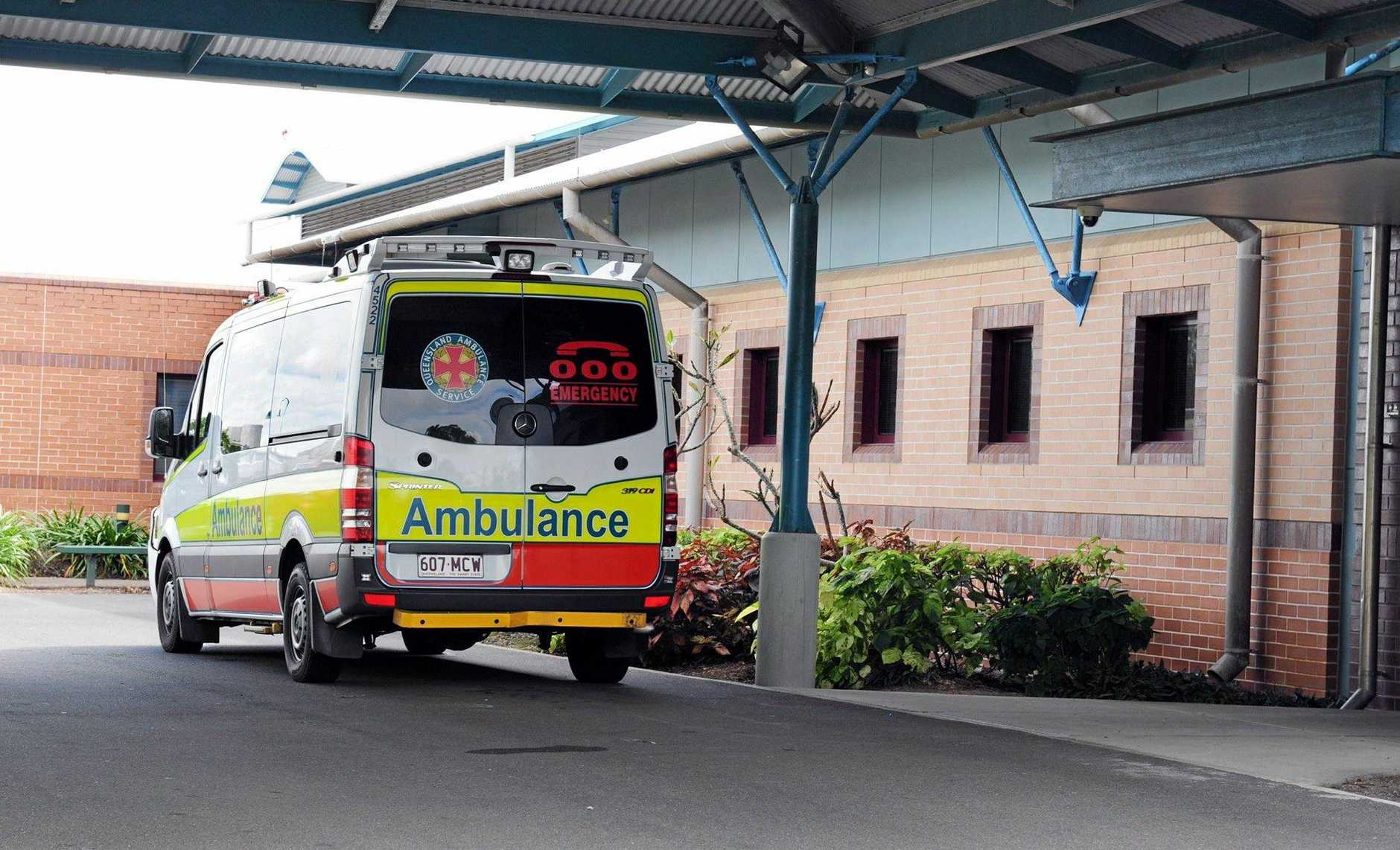 A mum wants Hervey Bay Hospital to change its policy regarding early miscarriage.