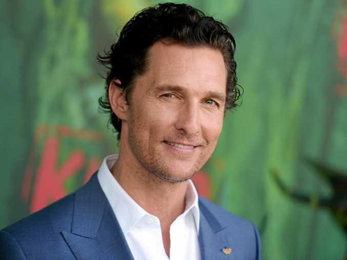OSCAR winner Matthew McConaughey says won't return to his rom com roots.