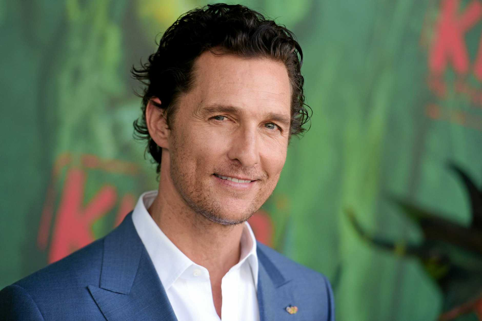 OSCAR winner Matthew McConaughey says won't return to his rom com roots.