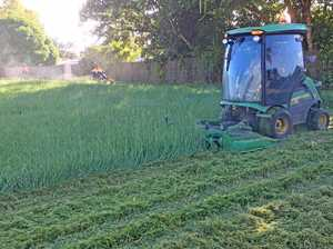 Council hires more staff to keep up with mowing demands