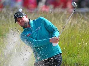 Family affair inspires Aussie golfer Leishman