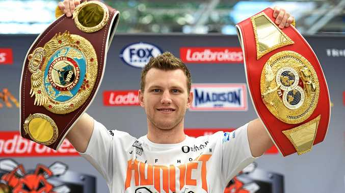 Australian welterweight boxer Jeff Horn has confirmed he will fight Manny Pacquiao.