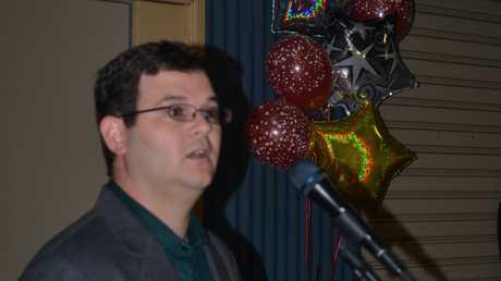 Kieran Chiverton of Ozcon Industries.