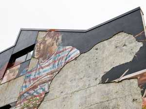 Council to decide future of wrecked SES mural within weeks