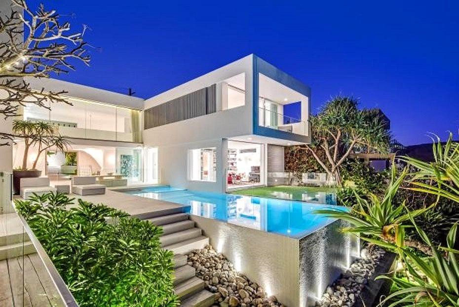 PAT'S PAD: The Sunshine Beach home of tennis ace Pat rafter is on the market for a record price.