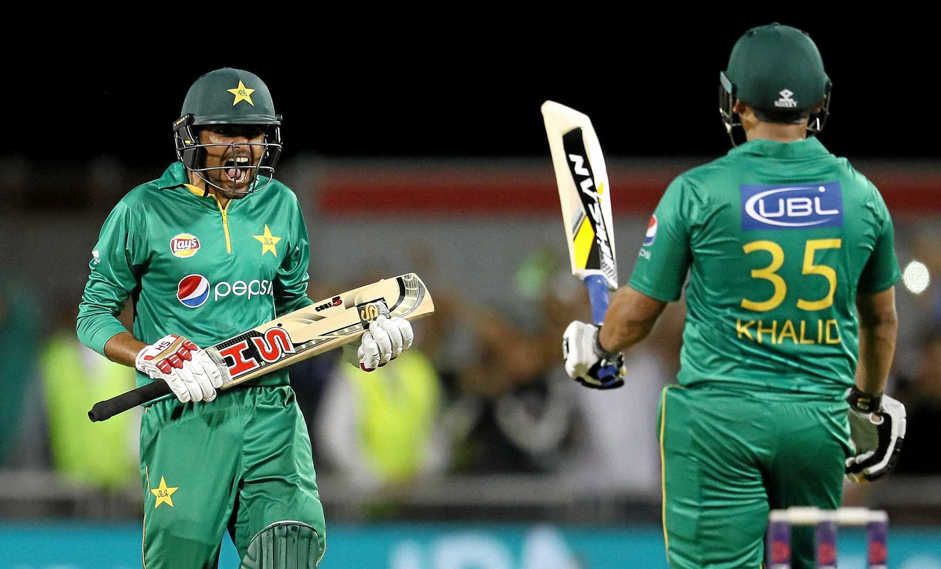 Pakistan's Babar Azam has been in rare form for Pakistan.