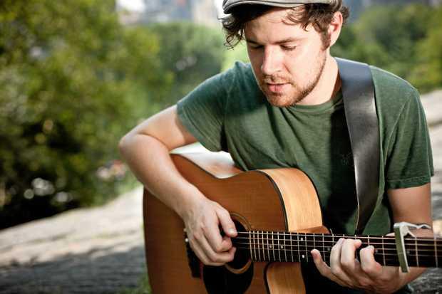 FOLK ARTIST : Jack Carty's  debut album One Thousand Origami Birds