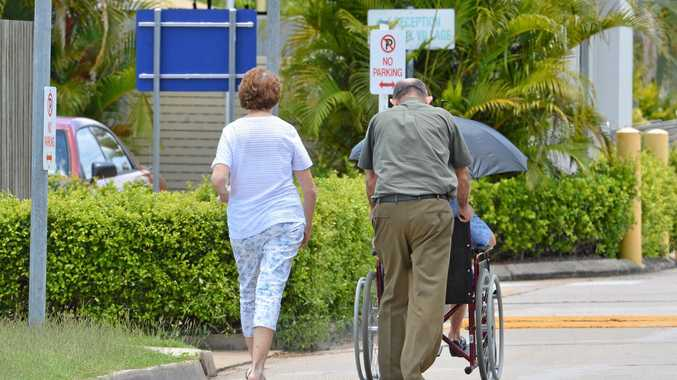 AGED CARE: Millbank Village will see a reduced amount of residence in Bundaberg.