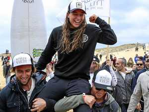 Surfing champ on Laureus awards nominations list