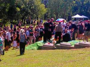 'Rally in paradise': Nimbin's Jake Monahan laid to rest