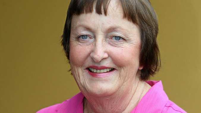LEGEND OF LOCAL LEAGUE: Rhondda Poor.