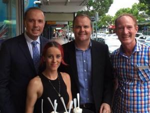 Dutton's $1k limo ride: ComCar left outside Coast fundraiser