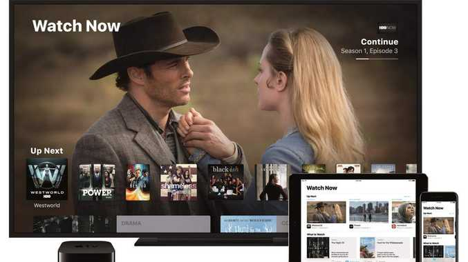 Apple TV brings a lot of smarts to your television viewing.