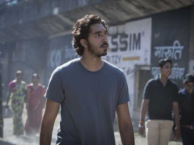 Dev Patel in a scene from the movie Lion.
