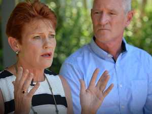 Pauline Hanson: This is why Steve Dickson joined us