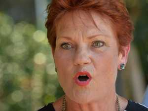 Pauline Hanson fires up at journo over travel question