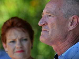 Steve Dickson's defection: One text, one week, One Nation